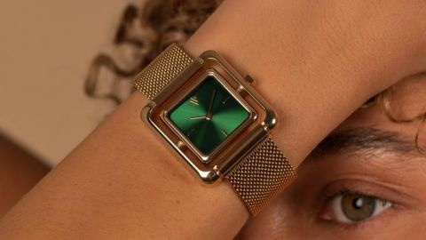 Vanna Umbra Emerald