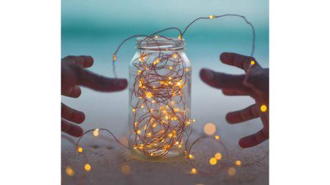 Brightown Outdoor Solar String Lights, 2-Pack