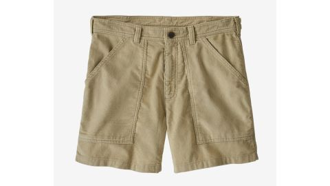 Patagonia Men's Organic Cotton Corduroy Utility Shorts 6-Inch
