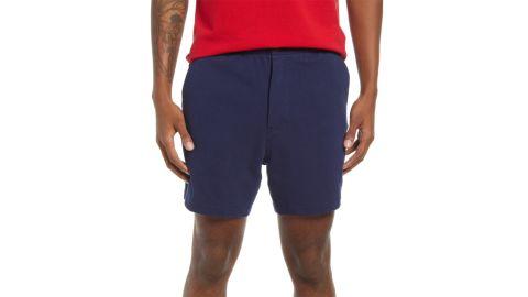 Polo Ralph Lauren Men's Flat Front Piqué Shorts