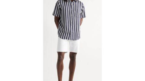 NN07 Johnny Slim Fit Denim Shorts