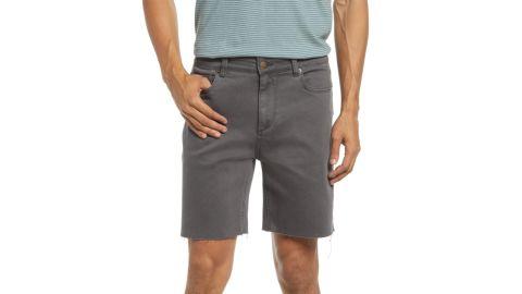 Marine Layer Men's Dock Denim Cutoff Shorts