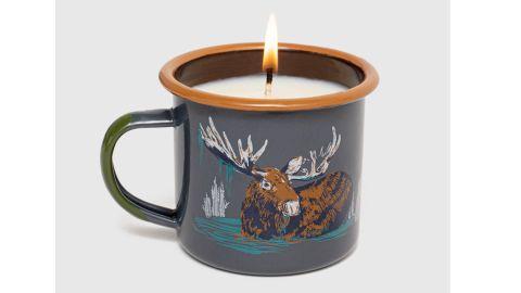 Morning Dip Enamel Candle Mug