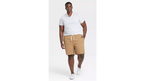 Goodfellow & Co Men's 8-Inch Pull-On Shorts
