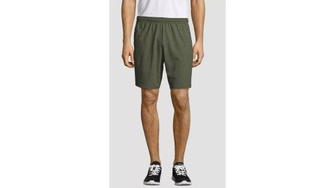 Hanes Men's 7-Inch Jersey Shorts