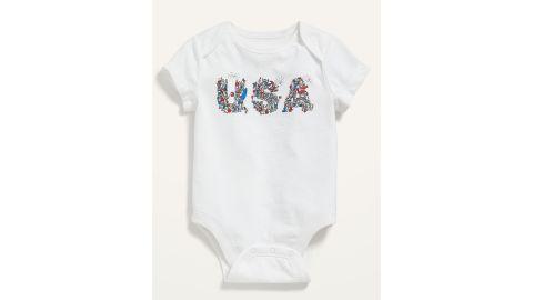 Old Navy Baby Bodysuit