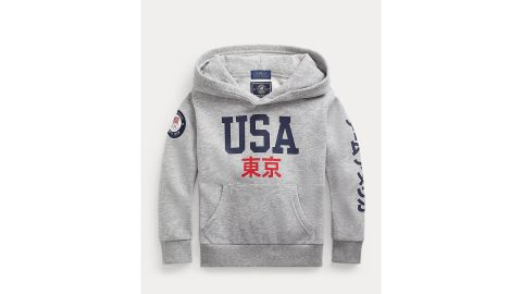 Polo Ralph Lauren Team USA Boys Fleece Hoodie