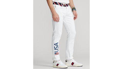 Polo Ralph Lauren Team USA Closing Ceremony Jean