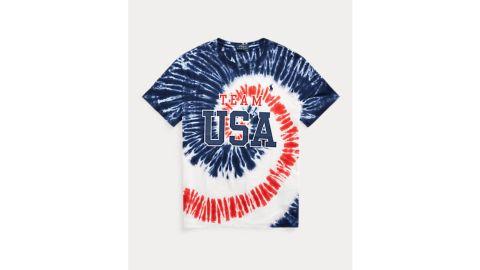 Polo Ralph Lauren Team USA Tie-Dye Jersey T-Shirt