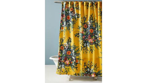 Marcene Bouquet Shower Curtain