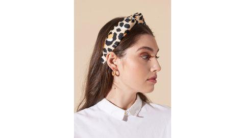 Lele Sadoughi Knotted Headband