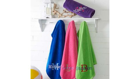 All About Me Beach Towel
