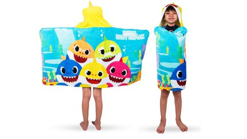 Franco Band and Beach Hooded Towel