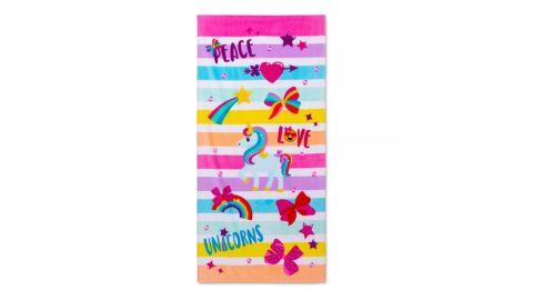 JoJo Siwa Peace Love Beach Towel