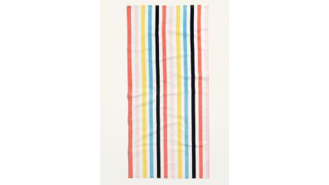 Old Navy Striped Beach Towel
