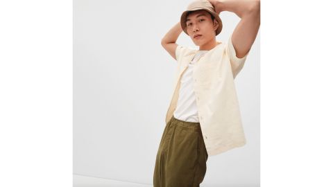 The Seersucker Short-Sleeve Shirt