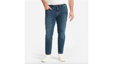 The Athletic 4-Way Stretch Organic Jean | Uniform