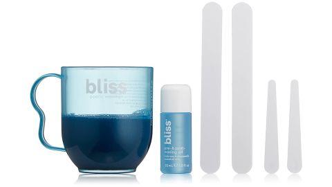 Bliss No-Strip Wax Hair Removal Kit