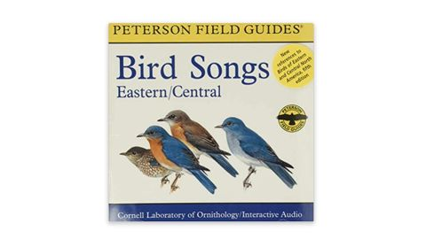 """""""A Field Guide to Bird Songs"""""""