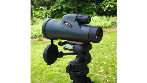 Gosky High-Definition Monocular and Quick Smartphone Holder