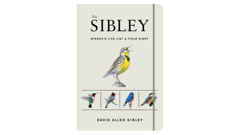 """""""The Sibley Birder's Life List and Field Diary"""""""