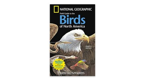 """""""National Geographic Field Guide to Birds of North America"""""""