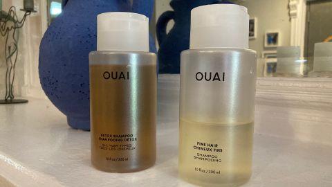 Ouai Detox Shampoo & Fine Hair Shampoo