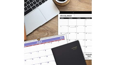 Academic Planner 2021-2022, AT-A-GLANCE Weekly & Monthly Planner