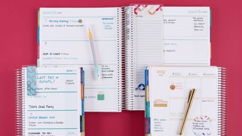 Coiled Weekly LifePlanner