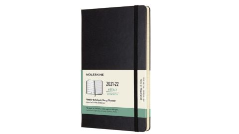Moleskine Classic 18-Month Weekly Planner