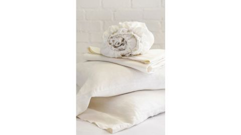 Pom Pom at Home Linen Sheet Set