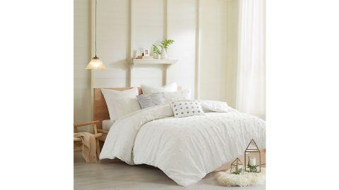 Urban Habitat Brooklyn 5-Piece Twin/Twin XL Comforter Set in Ivory