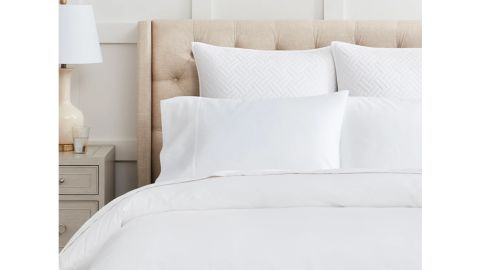 Boll & Branch Percale Tailored Sheet Set