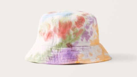 A&F x The Trevor Project Gender-Neutral Pride Bucket Hat