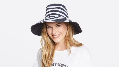 Reversible Canvas Bucket Hat