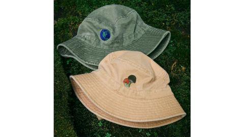 Mushroom Icon Bucket Hat