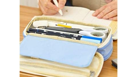 Easthill Big Capacity Pencil Pen Case