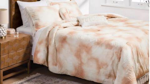 Opalhouse Tanna Tie-Dye Comforter Set