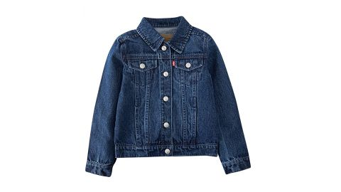 Levi's Girls' Denim Trucker Jacket