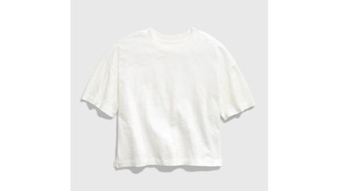Teen Organic Cotton Boxy T-Shirt