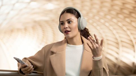 Sony WH-1000XM4 Wireless Noise-Canceling Headphones