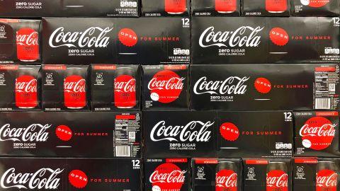 Coca-Cola is tweaking the recipe for Coca Cola Zero Sugar.
