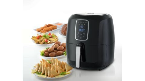 Emerald 5.2-Liter Air Fryer With Digital LED Touch Display