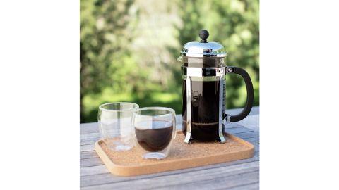 Bodum Chambord French Press Coffee Maker With Borosilicate Glass Beaker