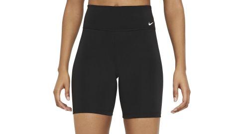 Nike One Mid-Rise Bike Shorts