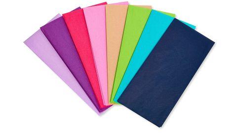 American Greetings Jewel Tone Tissue Paper