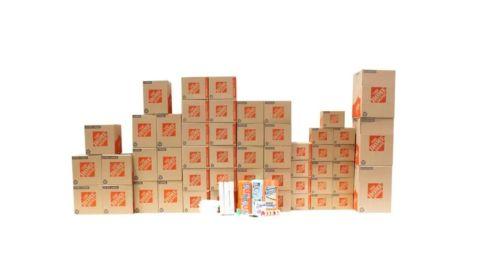 2-Bedroom Moving Box Kit