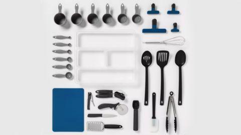 Room Essentials 30-Piece Kitchen Utensil Set