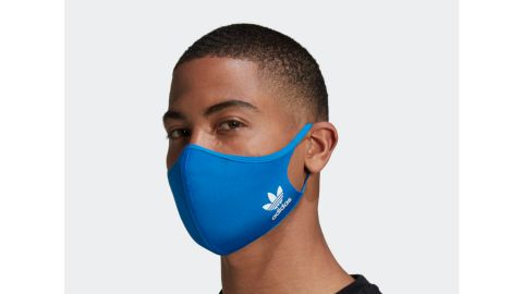 Adidas Face Covers, 3-Pack