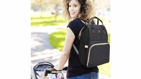 Ticent Land Diaper Bag Backpack